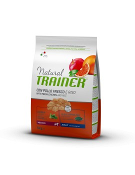 Natural Trainer Medium Adult 3Kg
