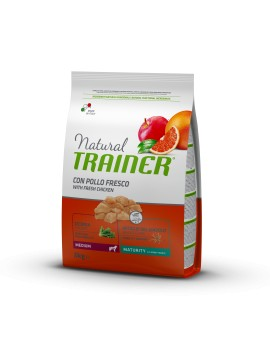 Natural Trainer Medium Mature 3Kg