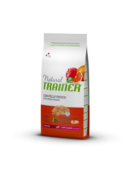 Natural Trainer Medium Puppy 12Kg
