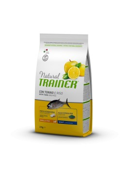 Natural Trainer Mini Adult Pescado 2Kg
