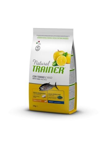 Natural Trainer Mini Adult Pescado 2Kg