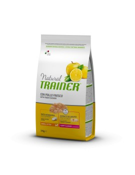 Natural Trainer Mini Puppy 2Kg