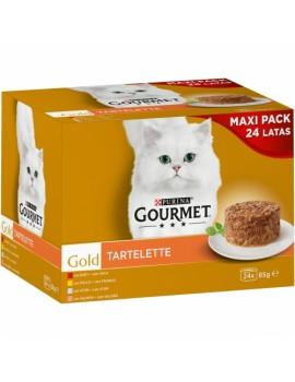 Gourmet Gold Tartallete 24x85gr