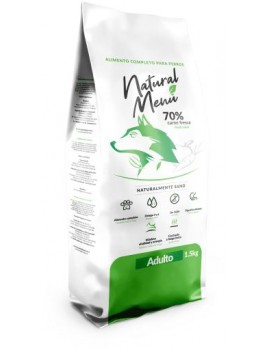 NATURAL MENU ADULTO  5 KG