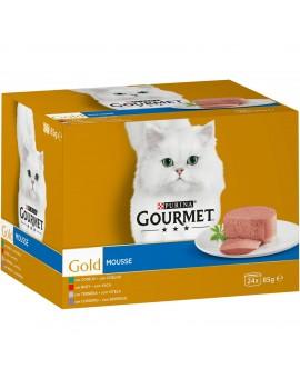 Gourmet beef 4(24x85gr)