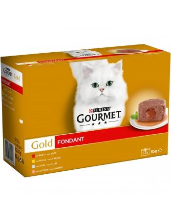 Gourmet gold beef8(12x85gr)