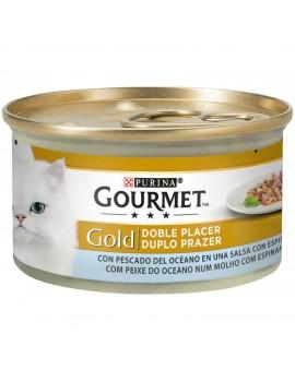 GOURMET Gold Duo Ocean 85g