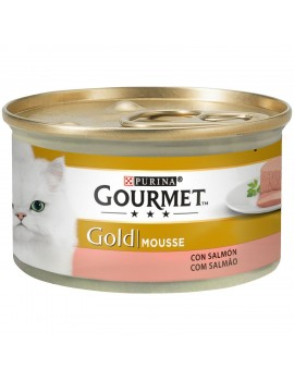GOURMET Gold Mouse Salmon 85g