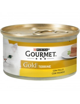 GOURMET Gold Terrine Pollo 85g