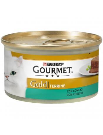 GOURMET Gold Terrine Conejo 85g