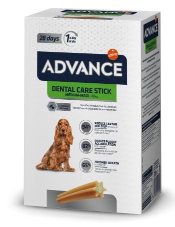 ADVANCE Multipack Snack Dental Care Stick Medium