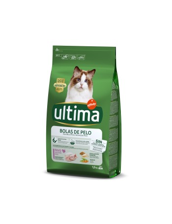 ULTIMA Cat Hairball 1,5kg