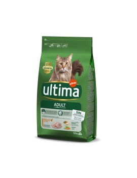 ULTIMA Cat Adulto Pollo 1,5kg