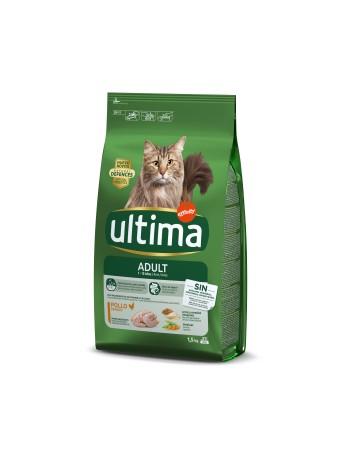 ULTIMA Cat Adulto Pollo 1,5kg