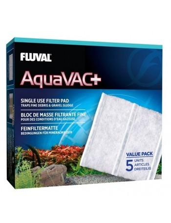 FLUVAL AQUAVAC+ ALMOHADILLA  RECAMBIO 5 uds