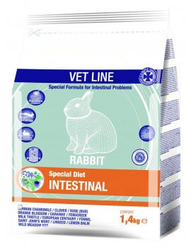 CUNIPIC Vetline Rabbit Intestinal 1,4Kg