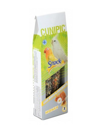 CUNIPIC Snack ninfas miel 90g