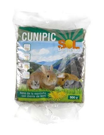 CUNIPIC Heno Diente Leon 500g