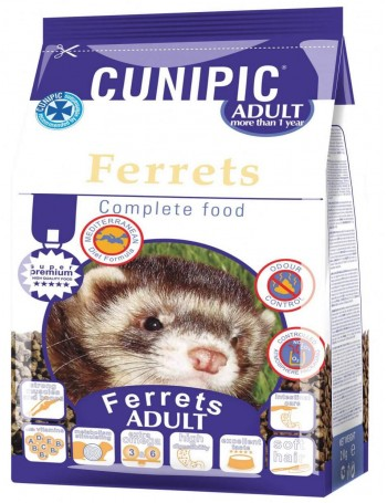 CUNIPIC Hurones Adulto 600g