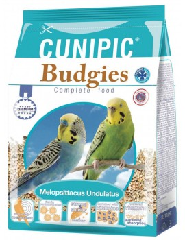 CUNIPIC Periquitos 650g