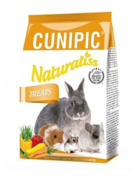 CUNIPIC Snack Naturaliss Treats 60g