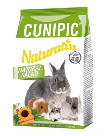 CUNIPIC Snack Natural Salad 60g