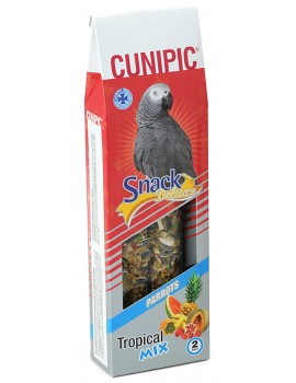 CUNIPIC Snack loros tropical 30g