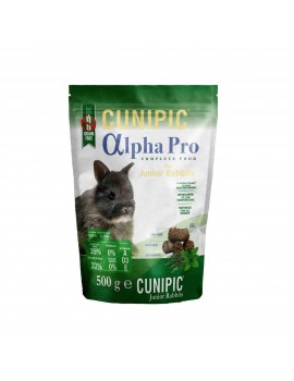 CUNIPIC Alpha Pro Conejo Baby 500g