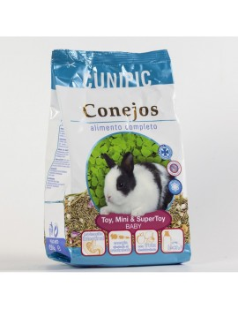 CUNIPIC Conejo Toy baby 2,5Kg