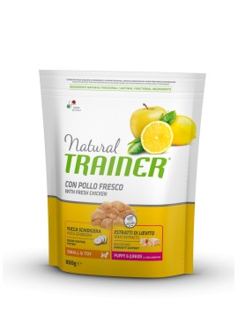Natural Trainer Mini Puppy 800g