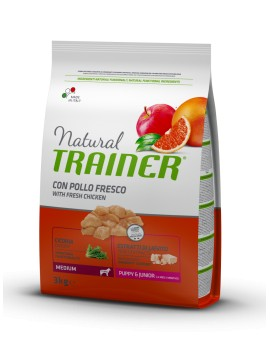 Natural Trainer Medium Puppy 3Kg