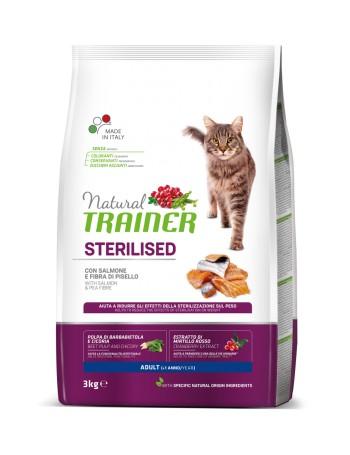 Trainer CatSteril Salmon 3 kg