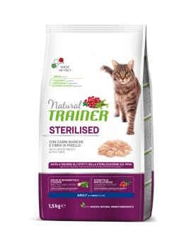 Trainer CatSteril Fresh 1,5 kg