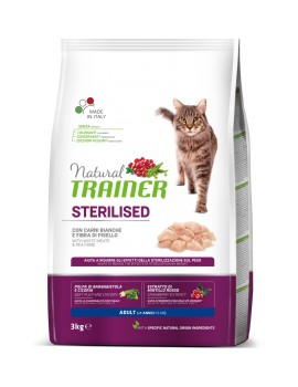 Trainer CatSteril Fresh 3 kg