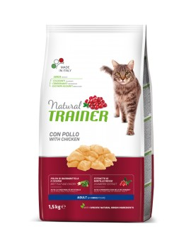 Trainer CatAdult Fresh 1,5 Kg