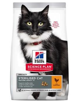 HILLS Feline Esterilizado Mature 1,5Kg