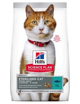 HILLS Feline Esterilizado Young Adult Atun 1,5Kg