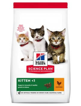 HILLS Feline Kitten 1,5kg