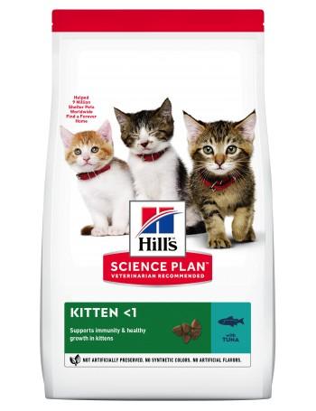 HILLS Feline kitten Atun 1,5kg