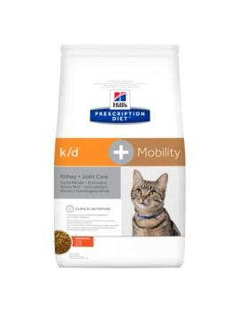 HILLS Feline k/d + Mobility 2kg