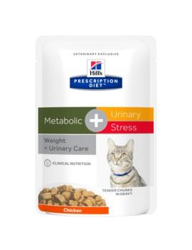 HILLS Feline Metabolic +Urinary 85g