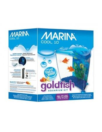 MARINA COOL GOLDFISH KIT 10 LTS Azul