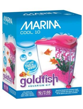 MARINA COOL GOLDFISH KIT 10 LTS Rosa